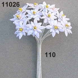 Artificial edelweiss flowers wedding tips and inspiration small flowers items on wire rasp geschaft m b h e mightylinksfo
